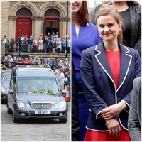 """Jo would ask us not to fight with hate, but draw together"": Funeral of Labour MP Jo Cox draws thousands"