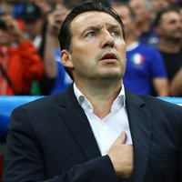Belgium sack manager Wilmots after underachieving at Euro 2016