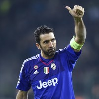 Gigi Buffon is on his holidays but still gave these kids a moment they'll never forget