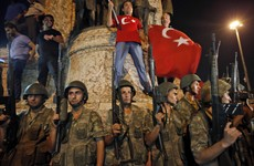Turkey coup: 265 killed in clashes, almost 3,000 soldiers detained