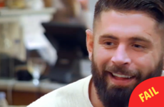 Scarlett Moffatt went on a (bad) date with a ridey Irish lad on Celebrity First Dates