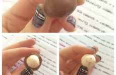 This is the proper way to eat Maltesers and everyone else is wrong