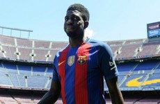 'Barcelona move reduced me to tears'