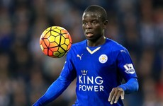 Great piece of business for Chelsea as N'Golo Kante leaves the champions for Stamford Bridge