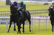 O'Brien lands Irish Oaks with 14/1 shot Seventh Heaven