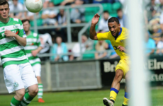 Newcastle and Leeds enjoyed comfortable pre-season wins in Dublin this afternoon