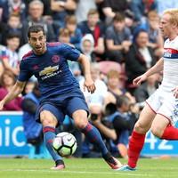 'I'll play anywhere for Man United!' - Big-money signing Mkhitaryan impresses on debut