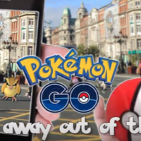 This sketch perfectly sums up a typical Irish mam's reaction to Pokémon Go