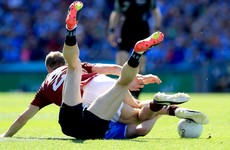 Should Diarmuid Connolly have been sent-off for this Leinster final flashpoint?