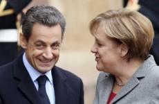 Merkel, Sarkozy propose changes to EU Treaties