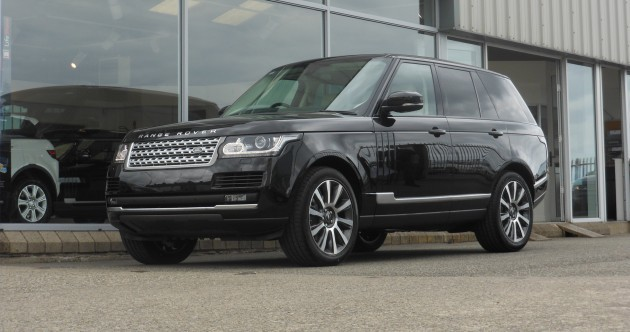 Dream car of the week: Land Rover Range Rover Vogue