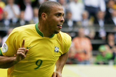 Brazil great Ronaldo
