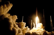 PHOTOS: SpaceX launched an important spacecraft into space this morning