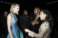 The Kim/Taylor feud has sparked an all-out celebrity war... The Dredge