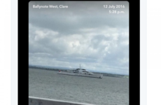 Beyoncé's yacht might have been in West Clare and everyone lost the head