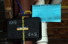 Radon gas contamination to be tackled by expert group