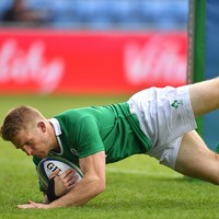 4 Ireland U20s welcomed into Connacht academy
