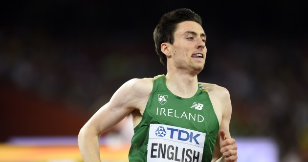 Meet Ireland's Olympic team: Mark English