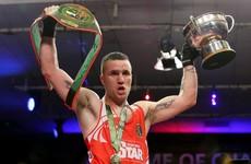 Meet Ireland's Olympic team: David Oliver Joyce