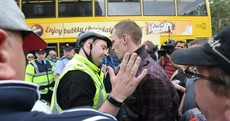 No criminal charges taken against gardaí after water protest complaints