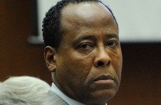 Prosecutors request Conrad Murray pay $100m for Jackson's death