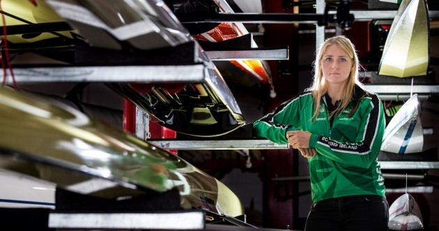 Meet Ireland's Olympic team: Sanita Puspure