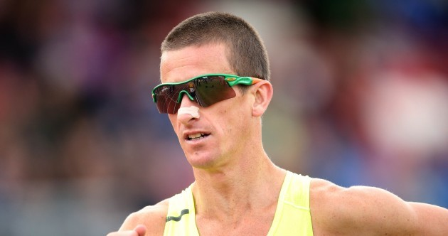 Meet Ireland's Olympic team: Rob Heffernan