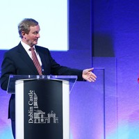 Enda Kenny raises possibility of border poll as part of Brexit negotiations