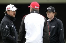 Rory and G-Mac surge into a share of World Cup lead