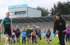 We had a hurling masterclass with Henry Shefflin, now it's your turn to show off your tricks