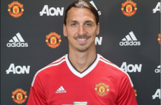 Zlatan to stay in LA as Mourinho's United head for China