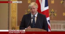 "Boris Johnson faces awkward grilling over ""rich thesaurus"" of diplomatics gaffes"