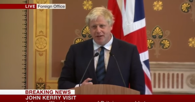 "Boris Johnson faces awkward grilling over ""rich thesaurus"" of diplomatics gaffes"