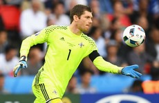 Northern Ireland goalkeeper earns Championship move after Euro 2016 heroics