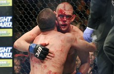 The UFC has booked a rematch of one of its greatest bouts in recent memory