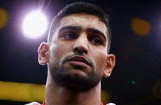 Now Amir Khan fancies himself as an MMA fighter and claims he wants McGregor bout