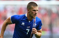 One of Iceland's Euro 2016 heroes will be playing in the Premier League this season