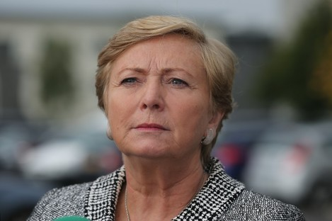 Minister for Justice and Tánaiste Frances Fitzgerald.