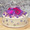 This baker from Dublin makes the prettiest cakes with edible glitter