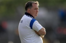 Clare boss Davy Fitzgerald admitted to hospital in Dublin