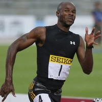 At the age of 40(!) sprinter Kim Collins will compete at his 6th Olympics