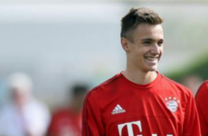 Highly-rated 16-year-old goalkeeper included in Bayern Munich's squad for the new season