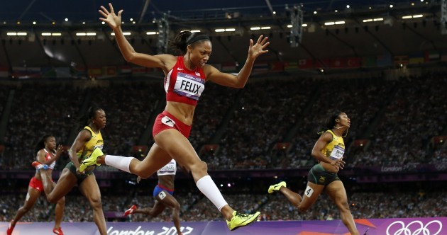 On track? How the speed kings and queens of 2012 are set for Rio
