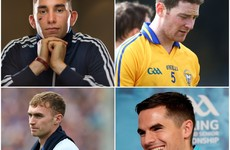 Quiz: Can you name these players who will be in action in the All-Ireland hurling quarter-finals?