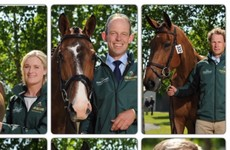 Meet Ireland's Olympic team: The 3-day eventing team
