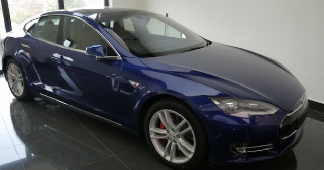 Dream car of the week: Tesla Model S P90d