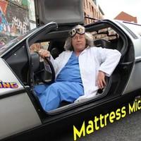 Mattress Mick might actually be DJing at this Dublin festival