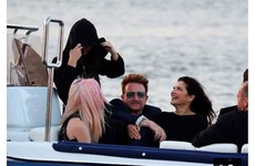 Bono's daughter hilariously apologised for mortifying him in front of the paps... it's The Dredge