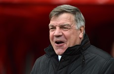 Big Sam Allardyce is officially the new England manager