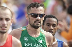Irish marathon runner's Olympic appeal rejected by the Court of Arbitration for Sport